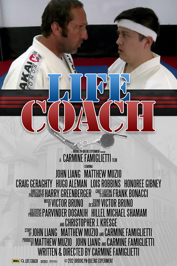 Life Coach -Poster Small