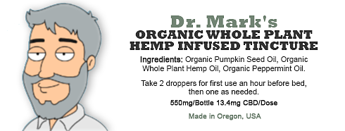 Dr. Mark's Organic Tincture